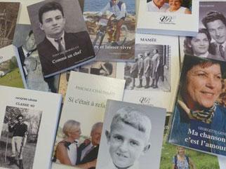 Les livres édités par Votre Biographie Éditions