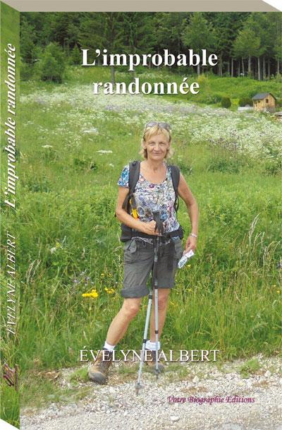 Couverture d'ouvrage: L'improbable randonnee