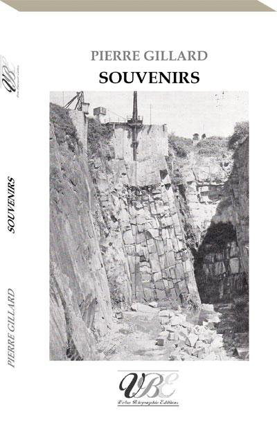 Couverture d'ouvrage: Souvenirs