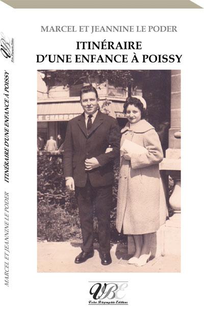 Couverture d'ouvrage: Itinéraire d'une enfance à Poissy