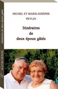 Couverture d'ouvrage: Itinéraires de deux époux gâtés