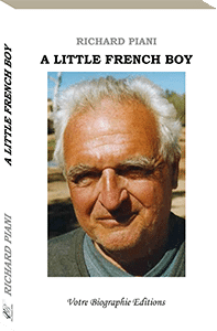 Couverture d'ouvrage : A little french boy