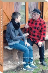 Couverture d'ouvrage: Papi raconte moi ta vie !