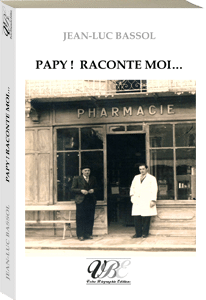 Couverture d'ouvrage : Papy ! Raconte moi ...
