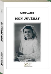 Couverture d'ouvrage: Mon juvénat