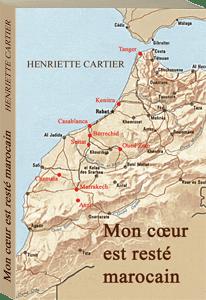 Couverture d'ouvrage: Mon cœur est resté marocain