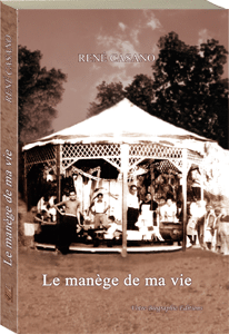 Couverture d'ouvrage: Le manège de ma vie