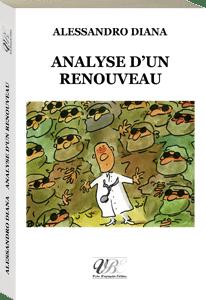 Couverture d'ouvrage: Analyse d'un renouveau