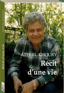 Couverture d'ouvrage: Récit d'une vie