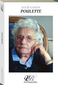 Couverture d'ouvrage: Poulette