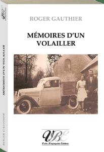 Couverture d'ouvrage: Mémoires d'un volailler