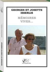 Couverture d'ouvrage: Mémoires vives…
