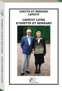 Couverture d'ouvrage: Lepetit livre d'Odette et Bernard