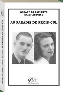 Couverture d'ouvrage: Au paradis de froid-cul