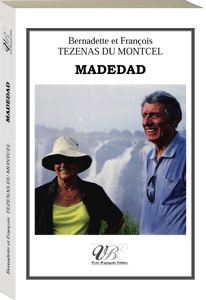 Couverture d'ouvrage : Madedad