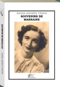 Couverture d'ouvrage: Souvenirs de marraine
