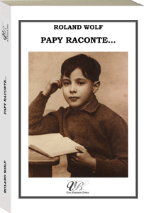 Couverture d'ouvrage : Papy raconte...