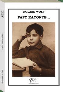 Couverture d'ouvrage: Papy raconte...
