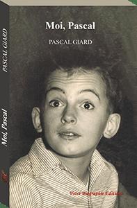 Couverture d'ouvrage: Moi, Pascal