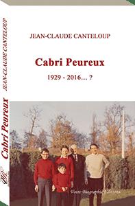 Couverture d'ouvrage: Cabri Peureux