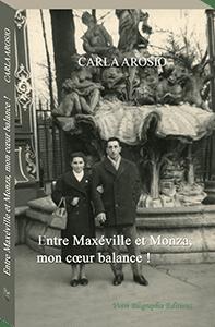 Couverture d'ouvrage: Entre Maxéville et Monza