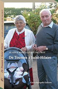Couverture d'ouvrage: De Tousson à Saint-Hilaire