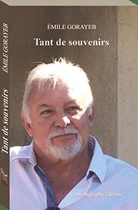 Couverture d'ouvrage: Tant de souvenirs