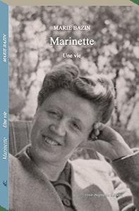 Couverture d'ouvrage: Marinette