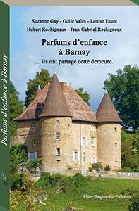 Couverture d'ouvrage: Parfums d'enfance à Barnay