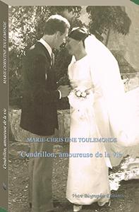 Couverture d'ouvrage: Cendrillon, amoureuse de la vie
