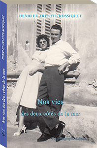 Couverture d'ouvrage: Nos vies des deux côtés de la mer