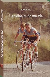 Couverture d'ouvrage: La vélocité de ma vie
