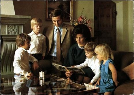 , Transmettre les secrets de famille